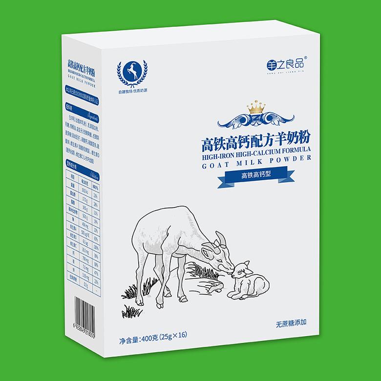 羊之良品高铁高钙配方betway体育网址粉